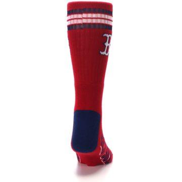 Image of Boston Red Sox Men's Athletic Crew Socks (back-19)