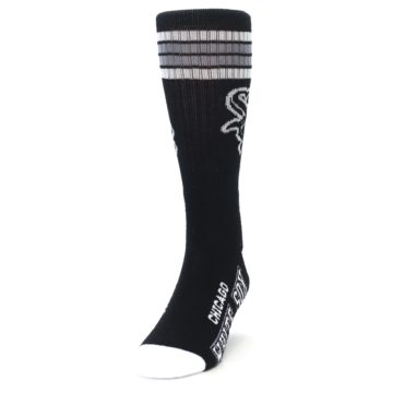 Image of Chicago White Sox Men's Athletic Crew Socks (side-2-front-06)