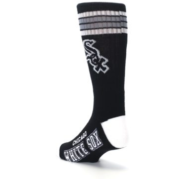 Image of Chicago White Sox Men's Athletic Crew Socks (side-2-back-15)