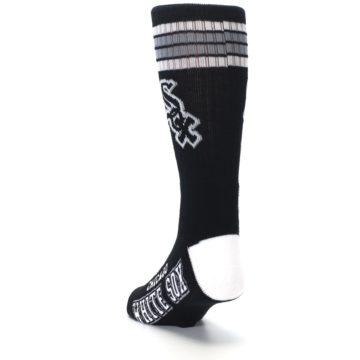 Image of Chicago White Sox Men's Athletic Crew Socks (side-2-back-16)