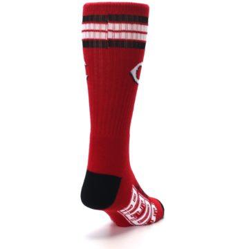 Image of Cincinnati Reds Men's Athletic Crew Socks (side-1-back-20)