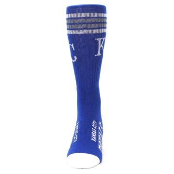 Image of Kansas City Royals Men's Athletic Crew Socks (front-05)