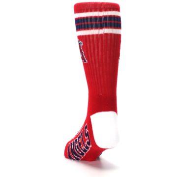 Image of Los Angeles Angels Men's Athletic Crew Socks (side-2-back-16)