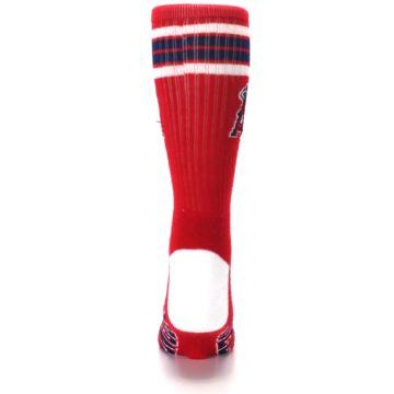 Image of Los Angeles Angels Men's Athletic Crew Socks (back-18)