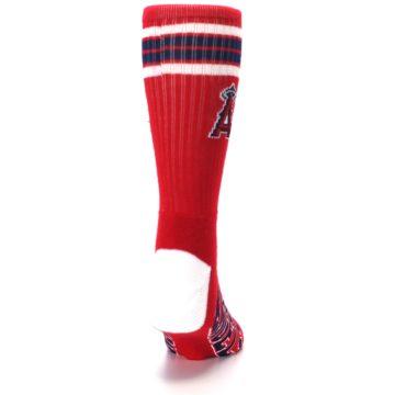 Image of Los Angeles Angels Men's Athletic Crew Socks (back-19)