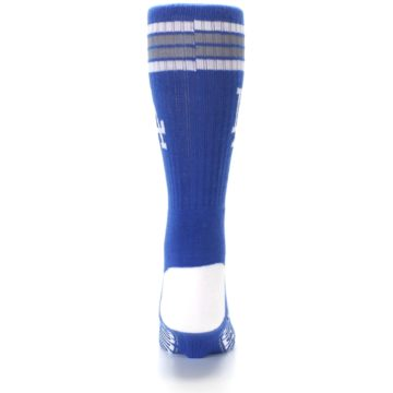 Image of Los Angeles Dodgers Men's Athletic Crew Socks (back-18)