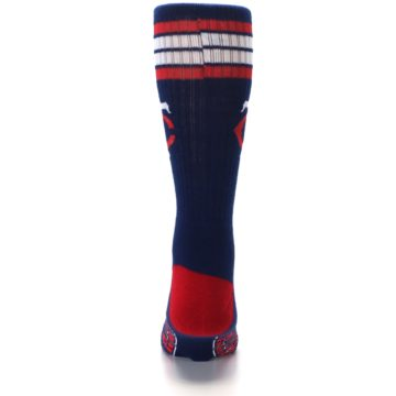 Image of Minnesota Twins Men's Athletic Crew Socks (back-18)