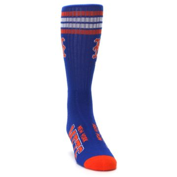 Image of New York Mets Men's Athletic Crew Socks (side-1-front-03)