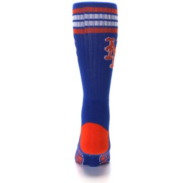 Image of New York Mets Men's Athletic Crew Socks (back-18)