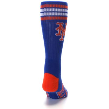 Image of New York Mets Men's Athletic Crew Socks (back-19)