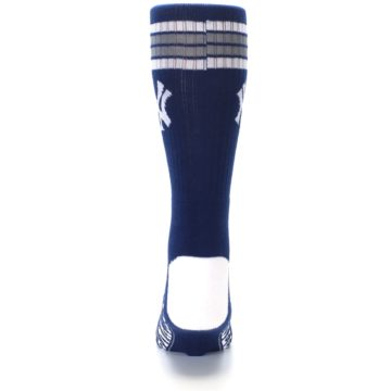 Image of New York Yankees Men's Athletic Crew Socks (back-18)