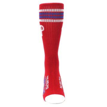 Image of Philadelphia Phillies Men's Athletic Crew Socks (front-04)
