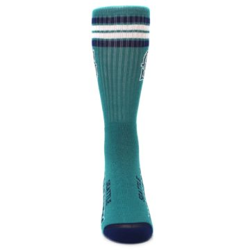 Image of Seattle Mariners Men's Athletic Crew Socks (front-04)