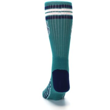 Image of Seattle Mariners Men's Athletic Crew Socks (back-17)