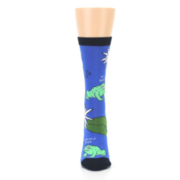 Image of Blue Green Toads Women's Dress Socks (front-05)