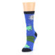 Image of Blue Green Toads Women's Dress Socks (side-2-front-08)