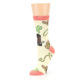 Image of Canary Brown Cowboy Gear Women's Dress Socks (side-2-09)