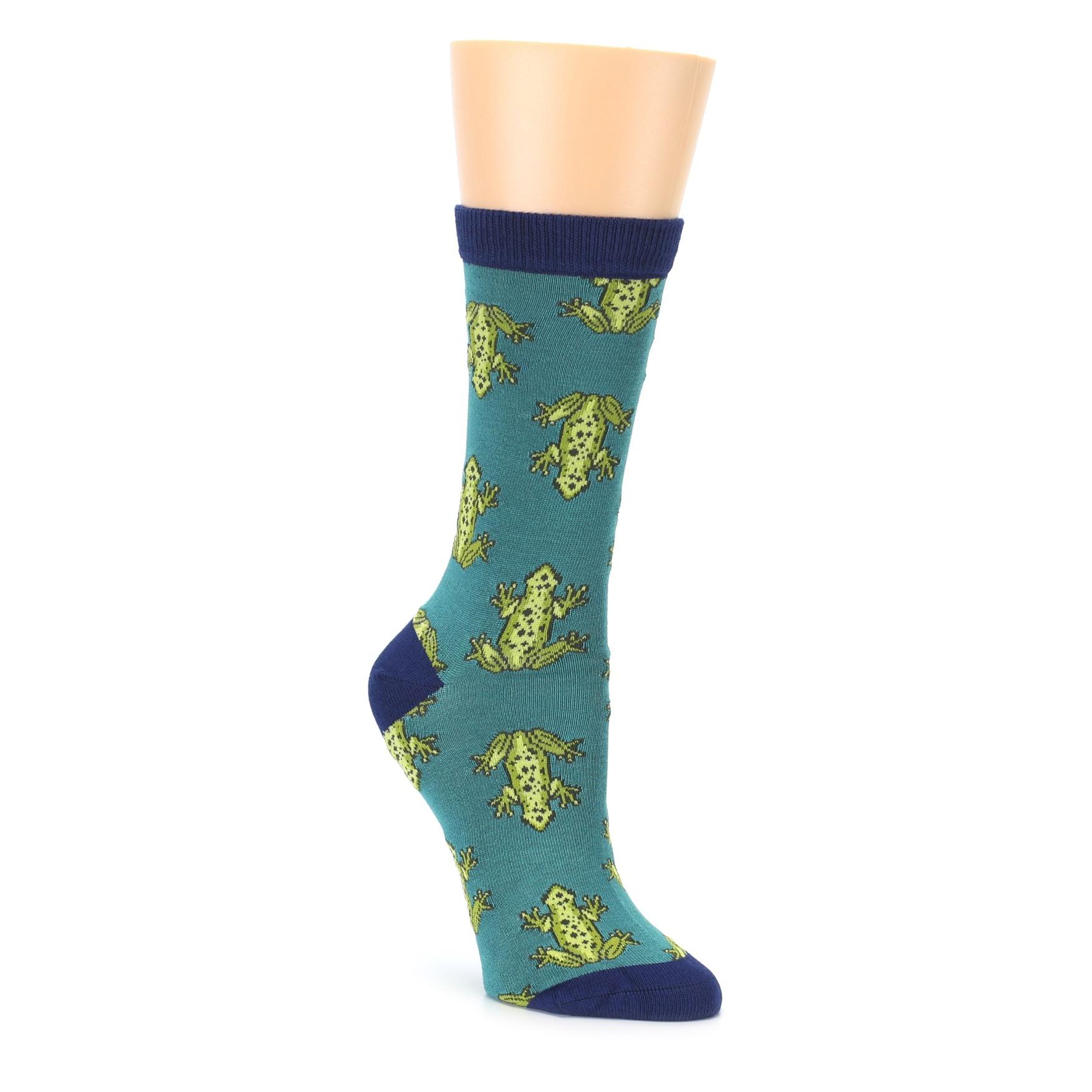 Frog Socks Animal socks.business socks.Dress socks.