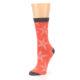 Image of Coral Sea Starfish Women's Bamboo Dress Socks (side-2-09)