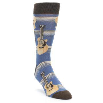 Men's Acoustic Guitar Socks by Statement Sockwear