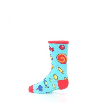 Image of Blue Candy Shop Kid's Dress Socks (side-2-13)