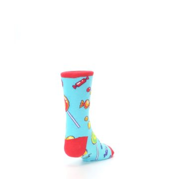 Image of Blue Candy Shop Kid's Dress Socks (side-1-back-20)