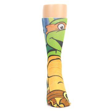 Image of Ninja Turtles Michelangelo Men's Casual Socks (front-04)