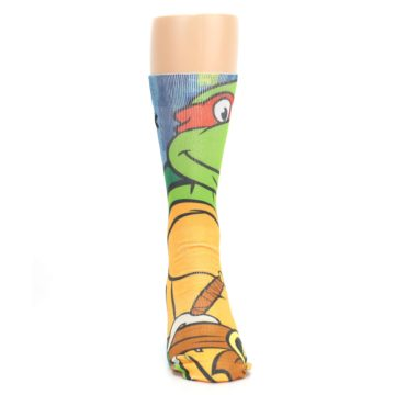 Image of Ninja Turtles Raphael Men's Casual Socks (front-04)