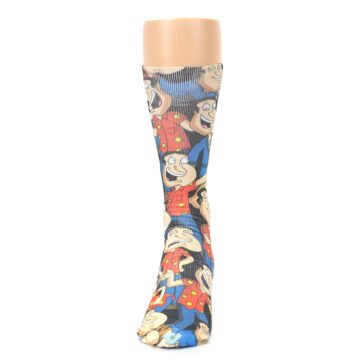 Image of Family Guy Quagmire Giggity Men's Casual Socks (front-05)
