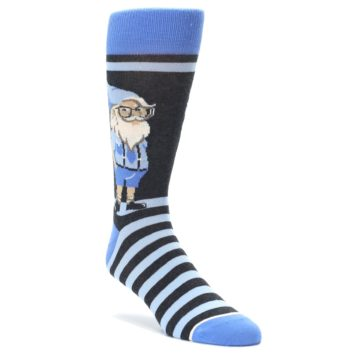 Nerdy Gnome Socks by Statement Sockwear