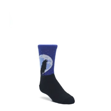 Howl-at-the-Moon-Wolf-Kids-Dress-Socks-Sock-it-to-Me