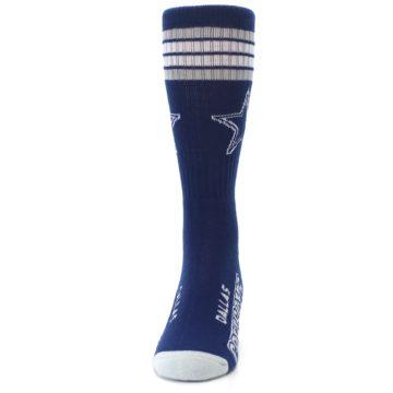 Image of Dallas Cowboys Men's Athletic Crew Socks (front-05)