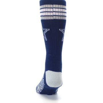 Image of Dallas Cowboys Men's Athletic Crew Socks (back-17)