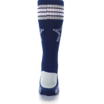 Image of Dallas Cowboys Men's Athletic Crew Socks (back-18)