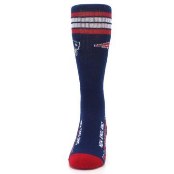 Image of New England Patriots Men's Athletic Crew Socks (front-05)