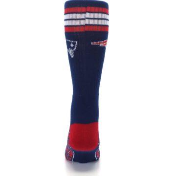 Image of New England Patriots Men's Athletic Crew Socks (back-18)