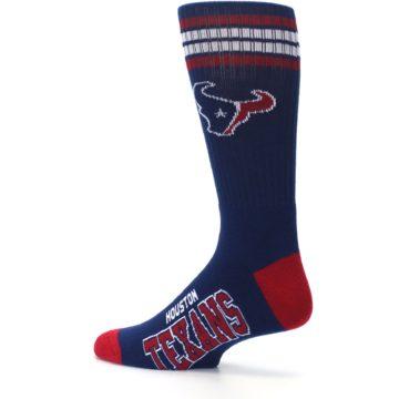 Image of Houston Texans Men's Athletic Crew Socks (side-2-13)