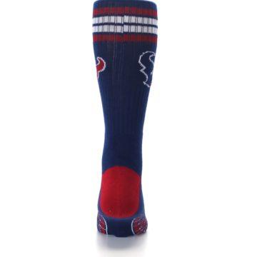 Image of Houston Texans Men's Athletic Crew Socks (back-18)