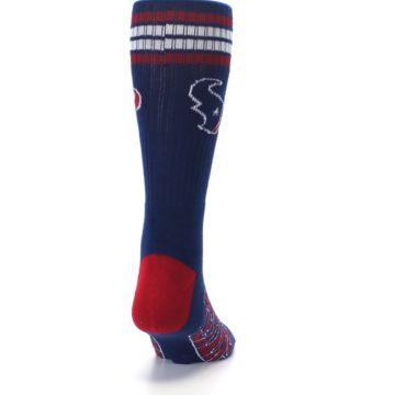 Image of Houston Texans Men's Athletic Crew Socks (back-19)
