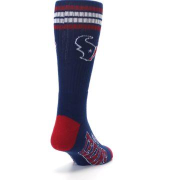 Image of Houston Texans Men's Athletic Crew Socks (side-1-back-20)