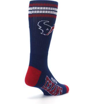 Image of Houston Texans Men's Athletic Crew Socks (side-1-back-21)