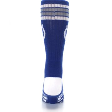 Image of Indianapolis Colts Men's Athletic Crew Socks (back-18)