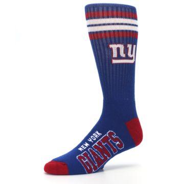 Image of New York Giants Men's Athletic Crew Socks (side-2-09)