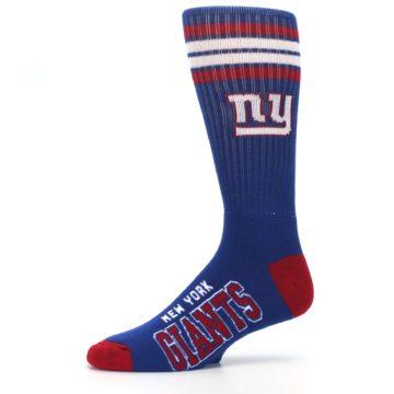 Image of New York Giants Men's Athletic Crew Socks (side-2-10)