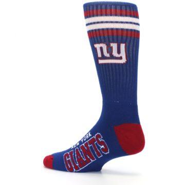 Image of New York Giants Men's Athletic Crew Socks (side-2-13)