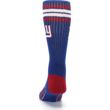 Image of New York Giants Men's Athletic Crew Socks (back-17)