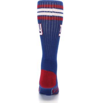 Image of New York Giants Men's Athletic Crew Socks (back-18)