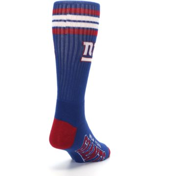 Image of New York Giants Men's Athletic Crew Socks (side-1-back-20)
