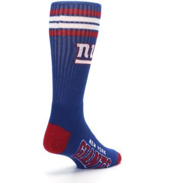 Image of New York Giants Men's Athletic Crew Socks (side-1-back-21)