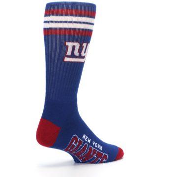 Image of New York Giants Men's Athletic Crew Socks (side-1-back-22)